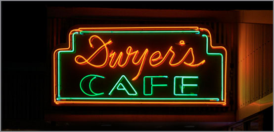 MPCS - Dwyer's Cafe